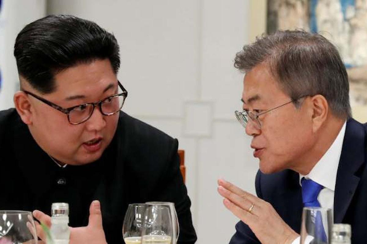 La Corea del Nord minaccia di interrompere l'attuale fase di distensione