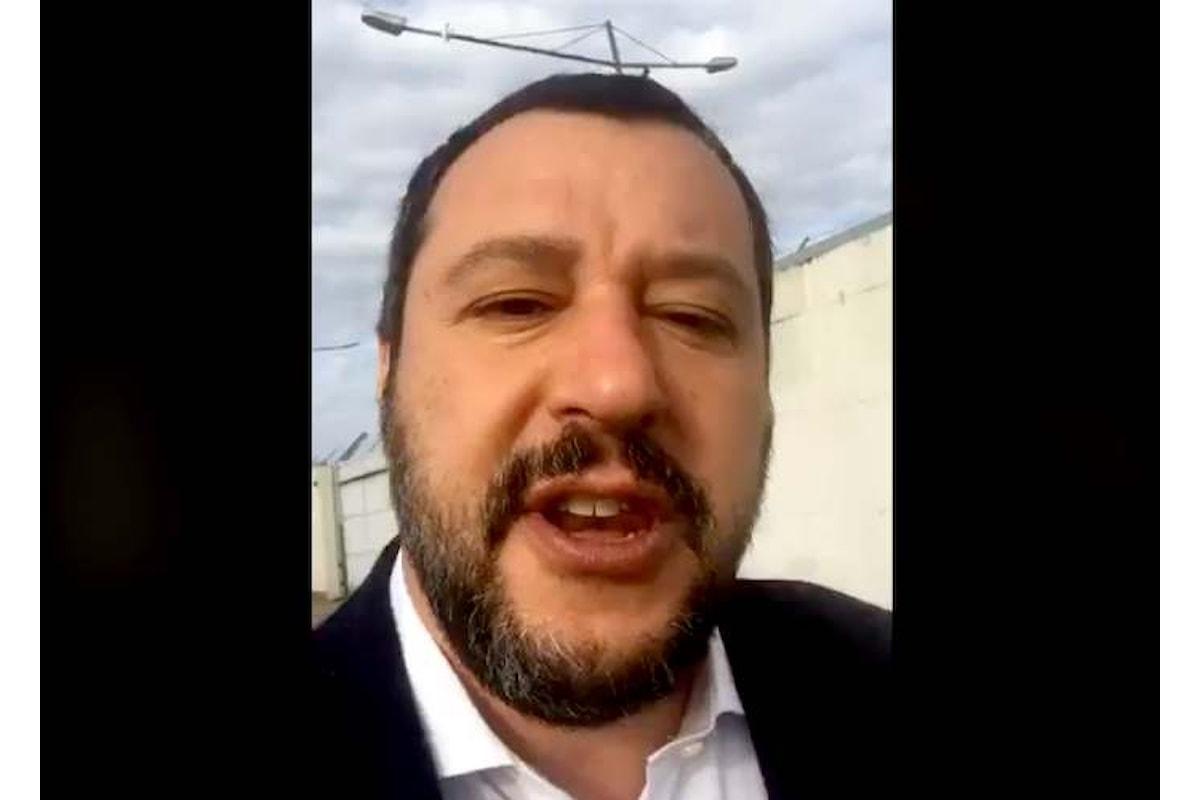In attesa delle decisioni di Renzi, Salvini schiuma, Martina ribatte...
