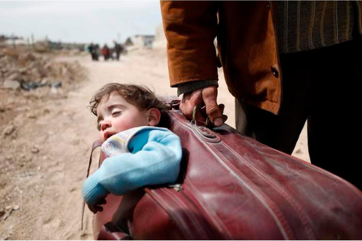 L'Unicef lancia l'allarme per 1 milione di bambini a rischio a Idlib