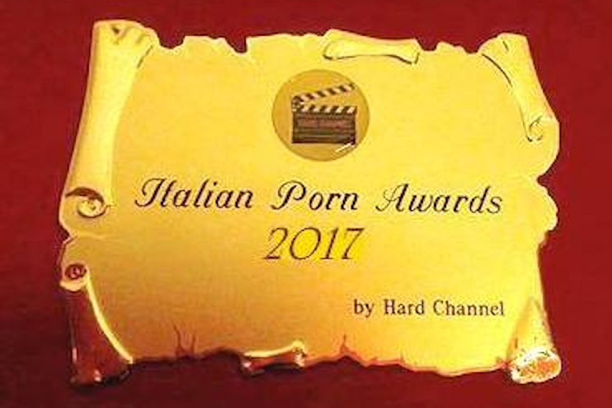Agli Italian Porn Awards 2017 trionfa il Veneto