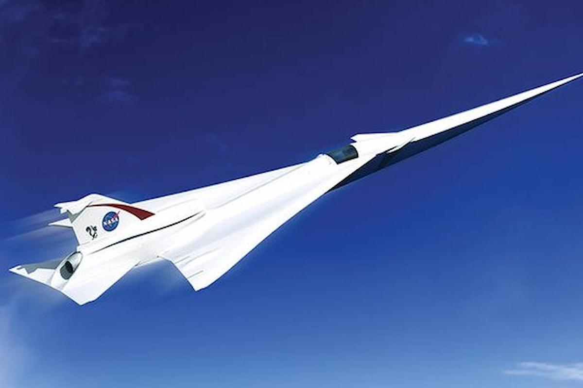 La Nasa costruirà il successore del Concorde