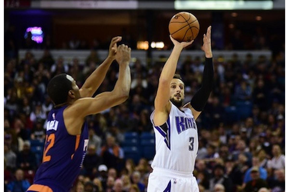 NBA, primo botto di mercato: Belinelli ceduto agli Charlotte Hornets