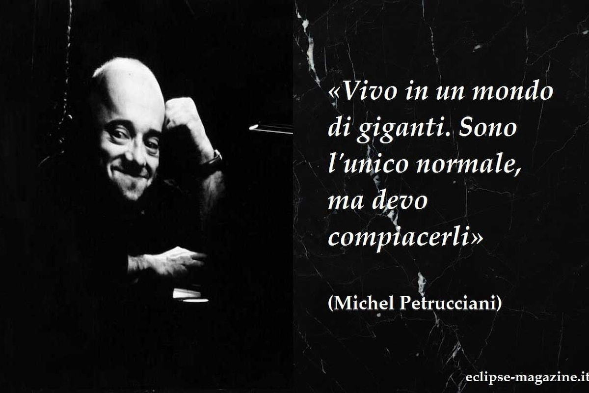 Aforisma di oggi, 21 Aprile: Michel Petrucciani