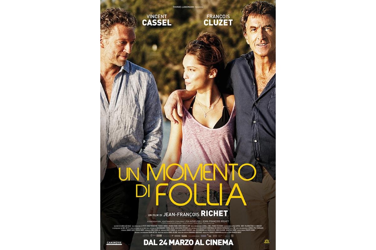 Al cinema il remake di un film- scandalo: UN MOMENTO DI FOLLIA