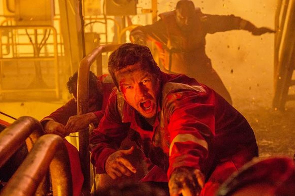 Film: Deepwater - Inferno sull'Oceano. Storia vera di un disastro ambientale
