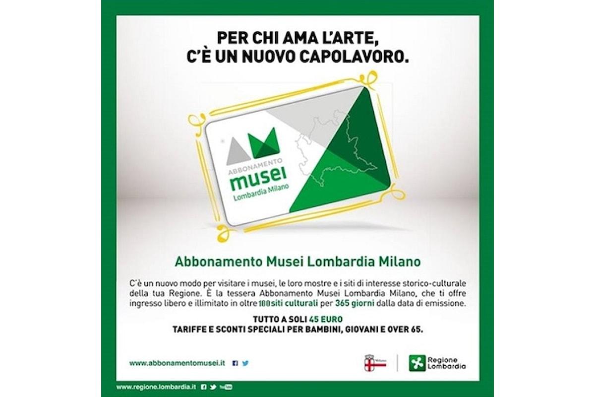ARTE/ CINEMA/ TEATRO - Le tessere della cultura a Milano