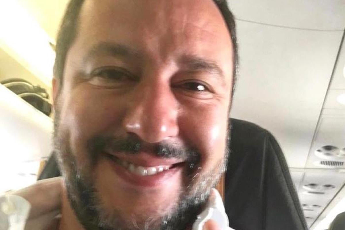 E l'incontro con Mattarella ci fu, ma senza che Salvini abbia potuto perorare la causa dei 49 milioni che la Lega deve restituire