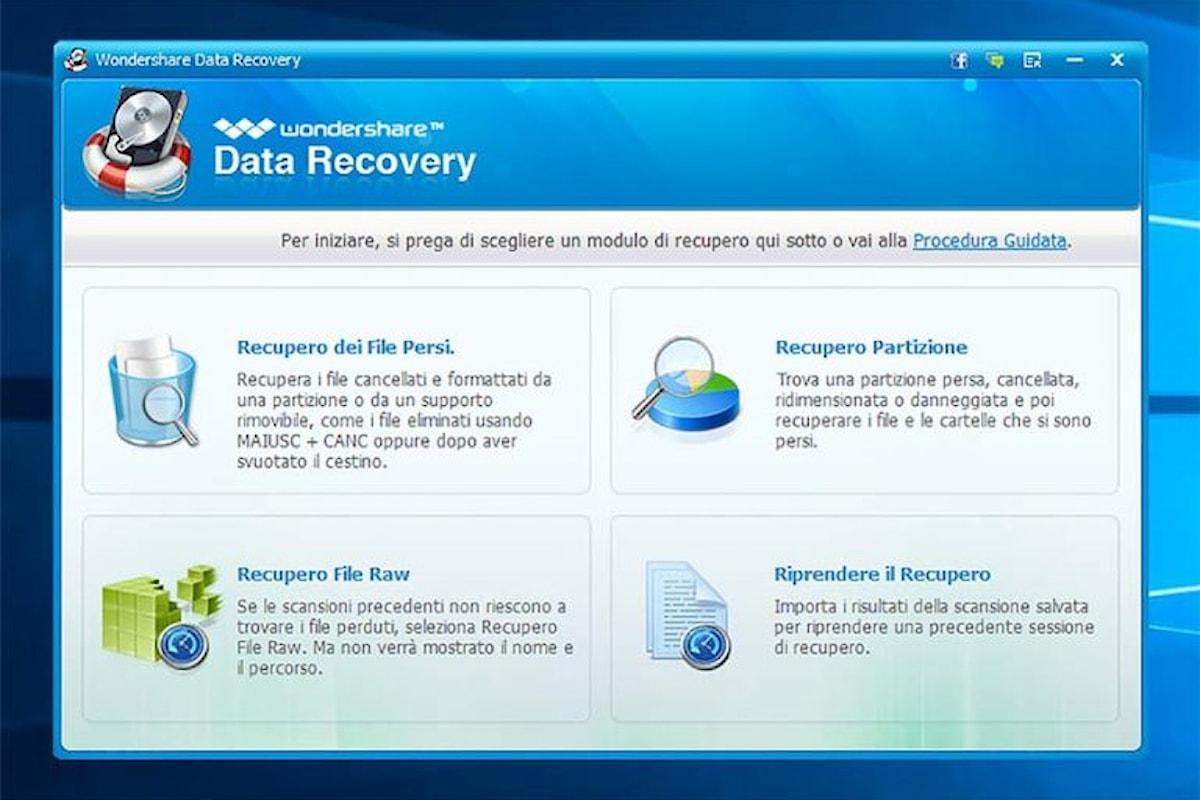 Come recuperare file cancellati dal tuo hard disk