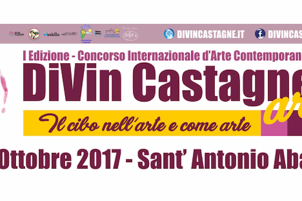 DivinCastagne Art: un concorso che promuove il dialogo tra Arte e Vino