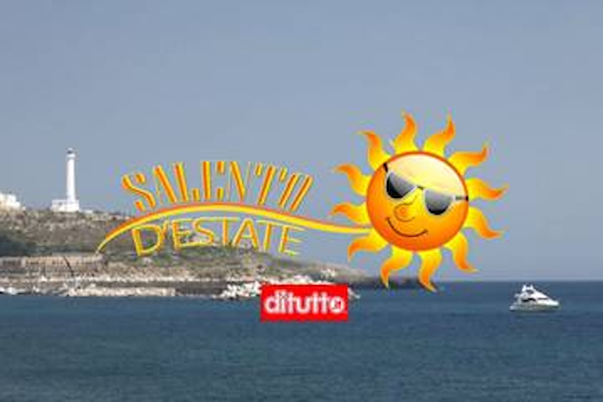 Anticipazioni della prima puntata di Salento d'Estate in onda l'8 luglio '18 sul circuito tv Fox Production