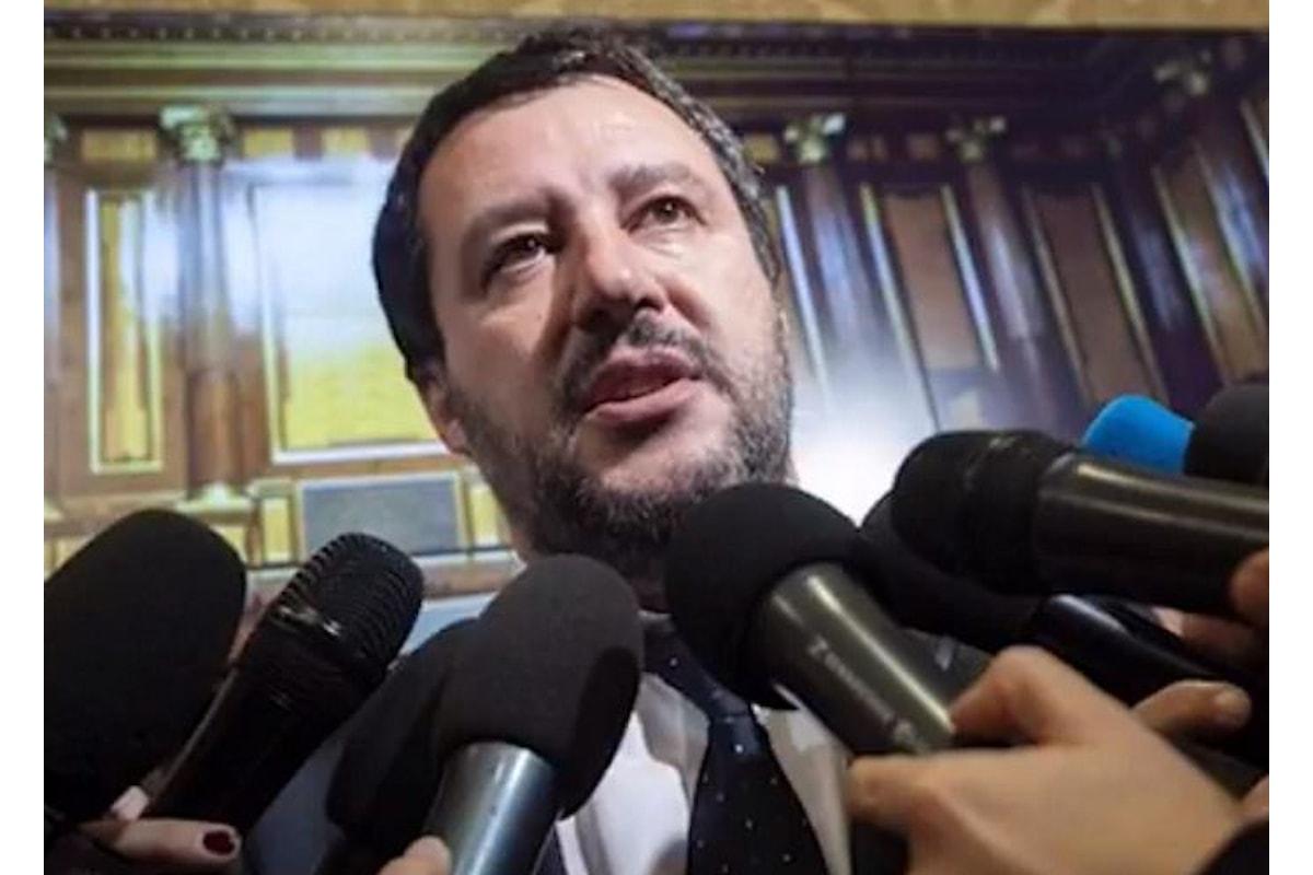 Scintille tra Salvini e Di Maio sui rifiuti della Campania