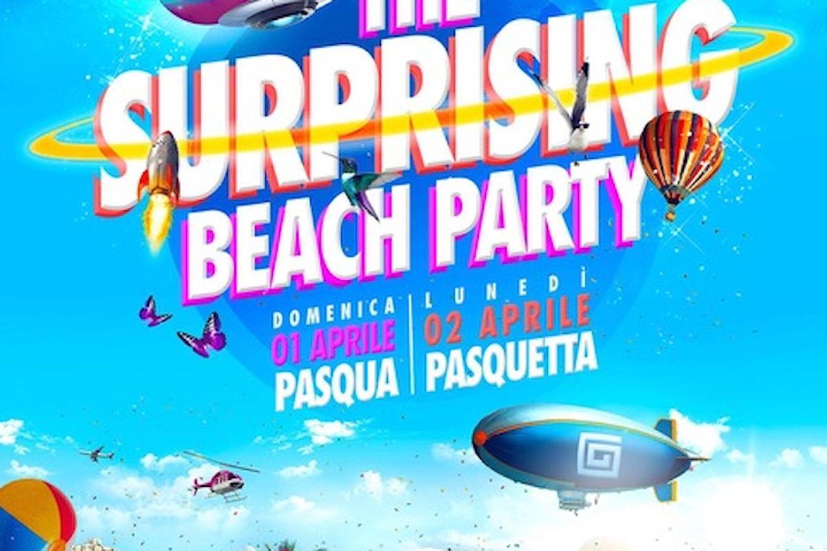 Samsara Beach - Riccione: The Surprising beach party a Pasqua e Pasquetta 2018