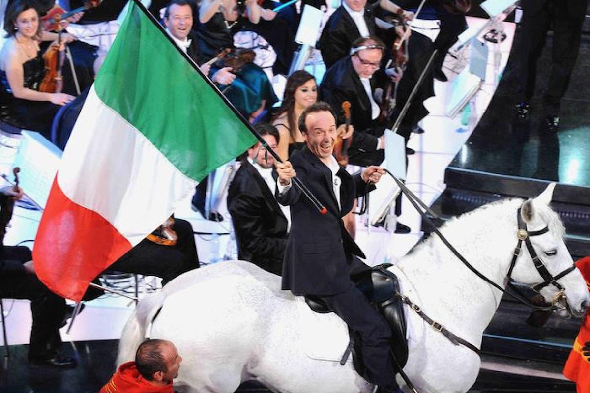 Roberto Benigni cambia idea e annuncia il suo Sì al referendum costituzionale