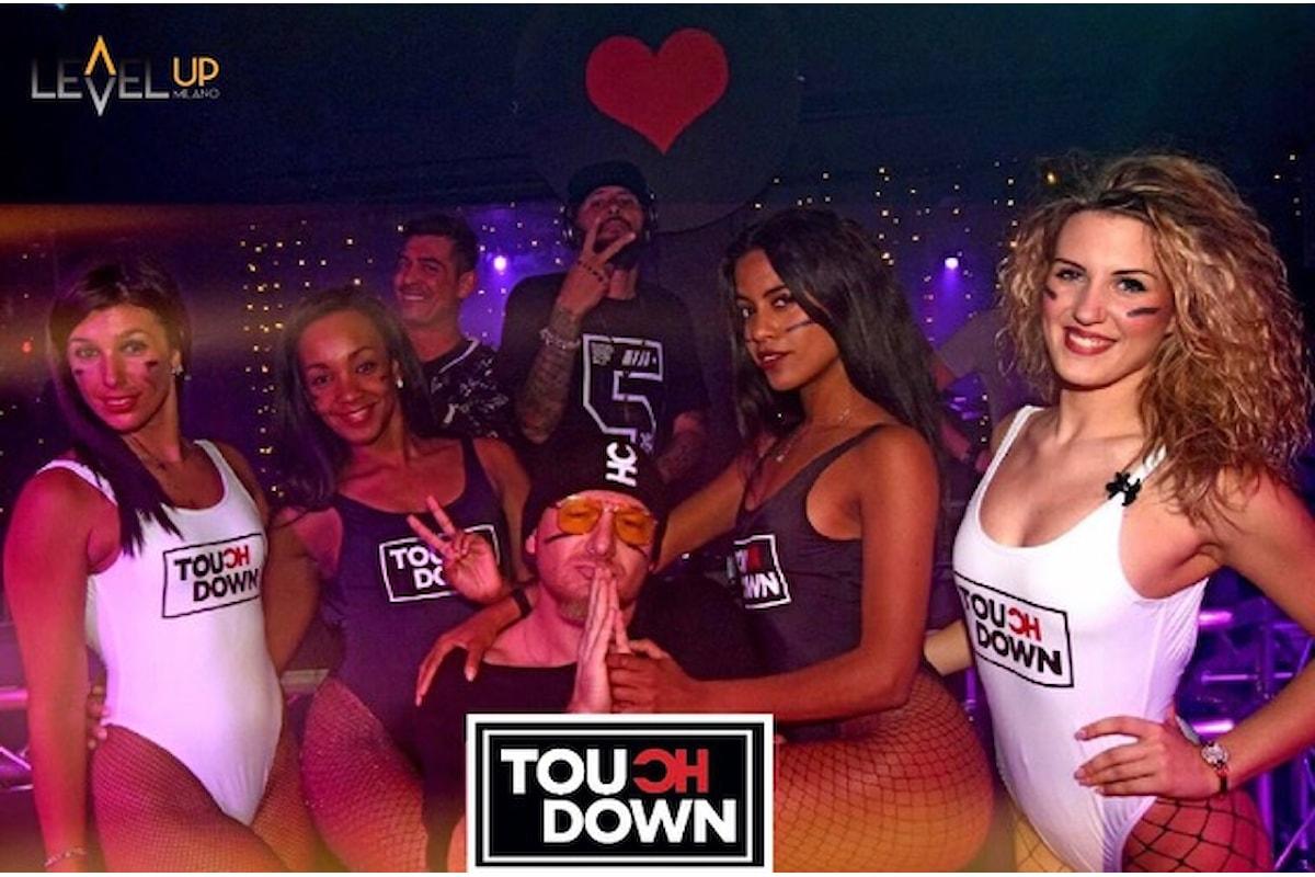 Touch Down Ibiza fa scatenare Milano: ogni giovedì e domenica al Sio Café
