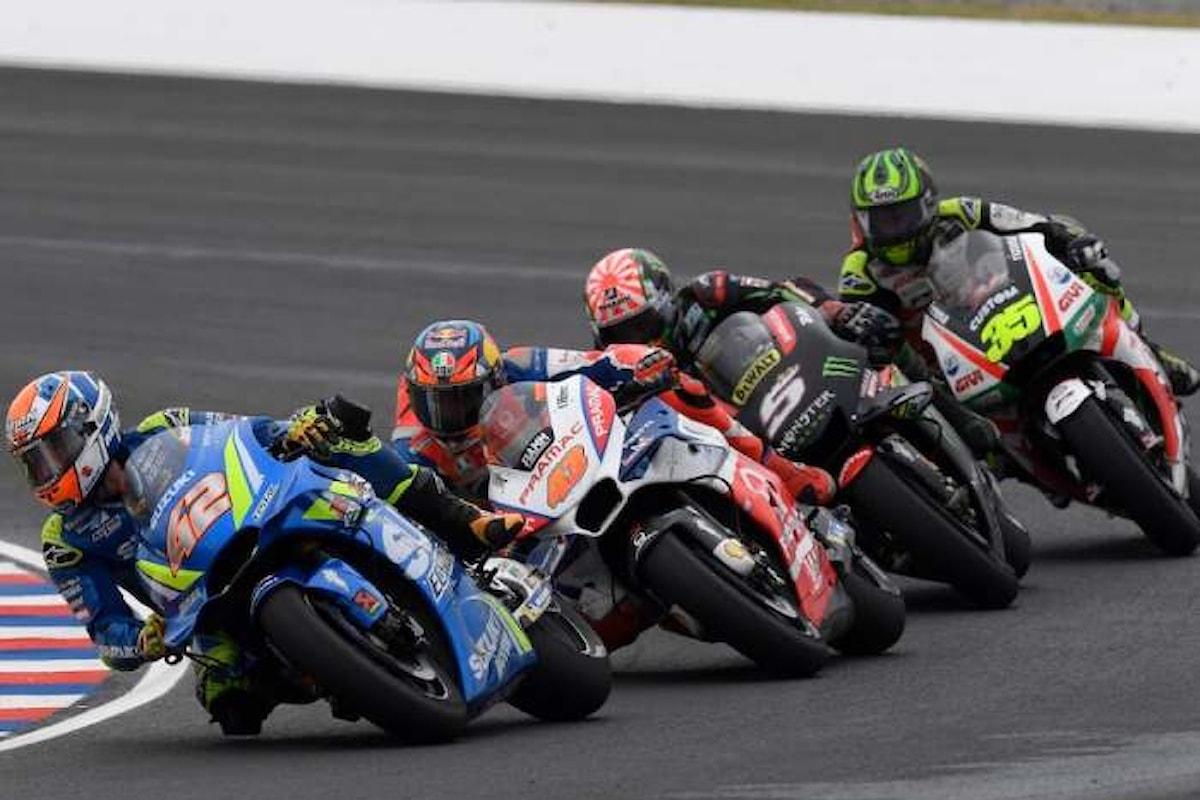 MotoGP, ottime le prime prove per la Suzuki sul circuito di Austin