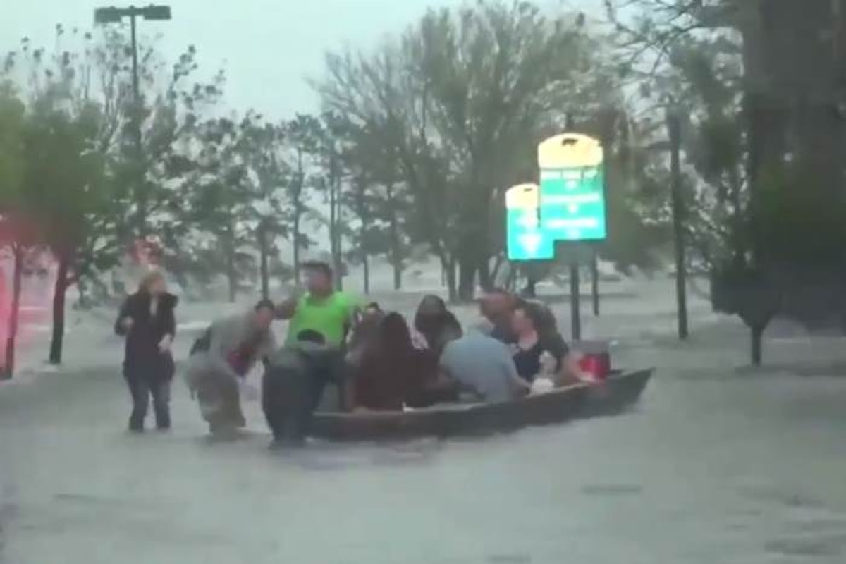 Le conseguenze dell'uragano Florence, allagamenti e 5 morti in Carolina