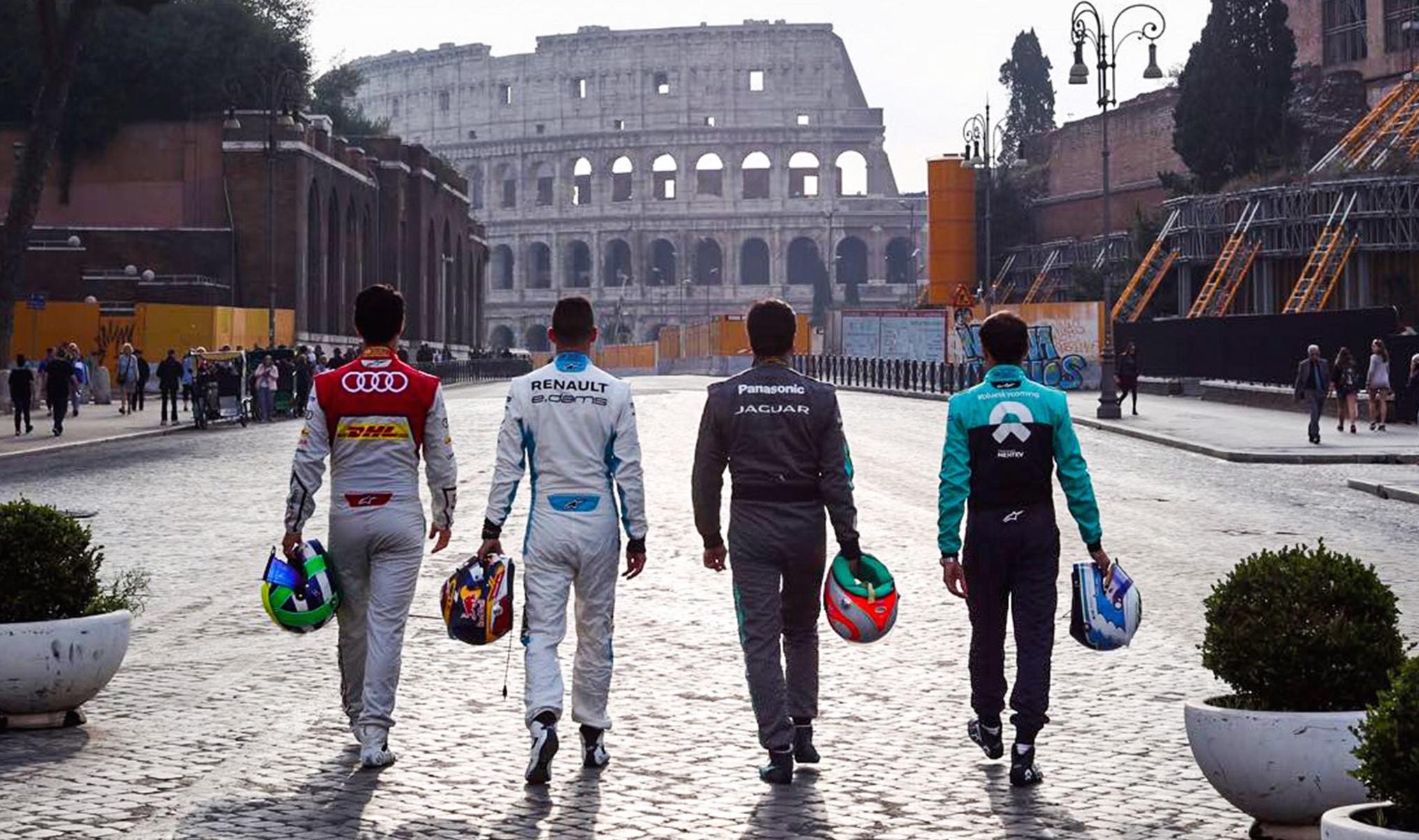 GP di Formula E a Roma: Orari e Anteprima!