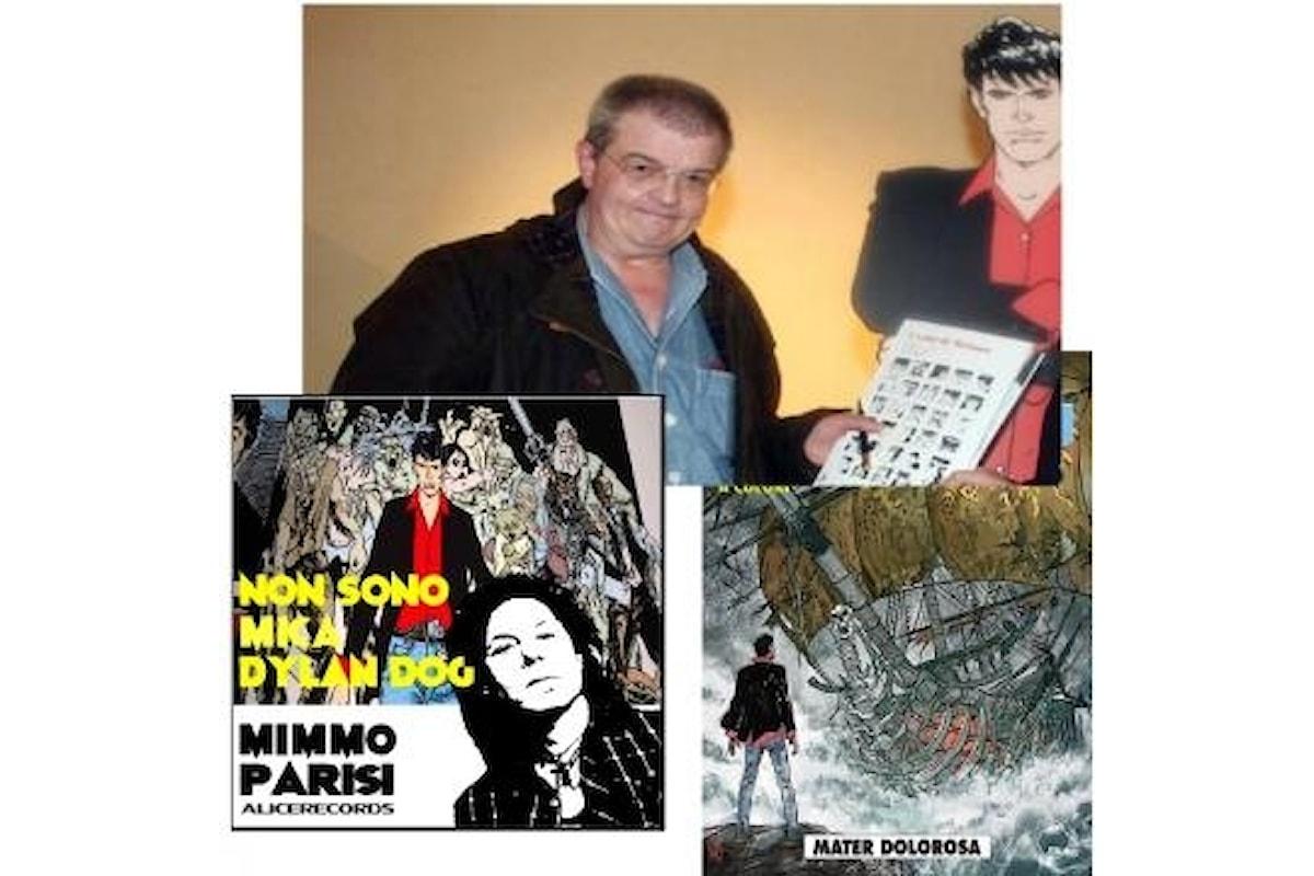 La mostra dedicata a Dylan Dog apre a Milano dal 5 novembre
