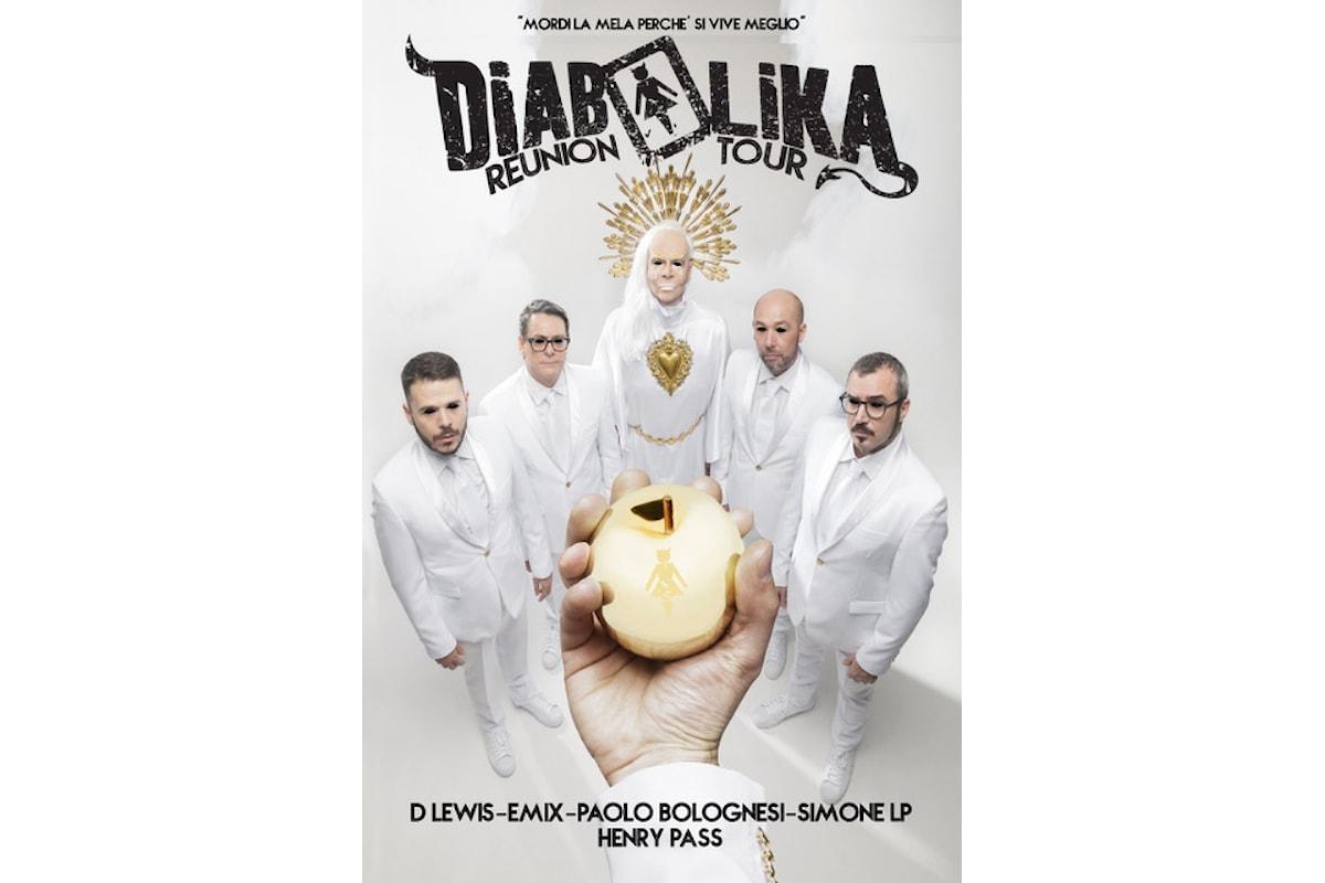 Diabolika fa di nuovo ballare l'Italia: Diabolika Reunion Tour debutta il 25 dicembre al Madam di Ferrara