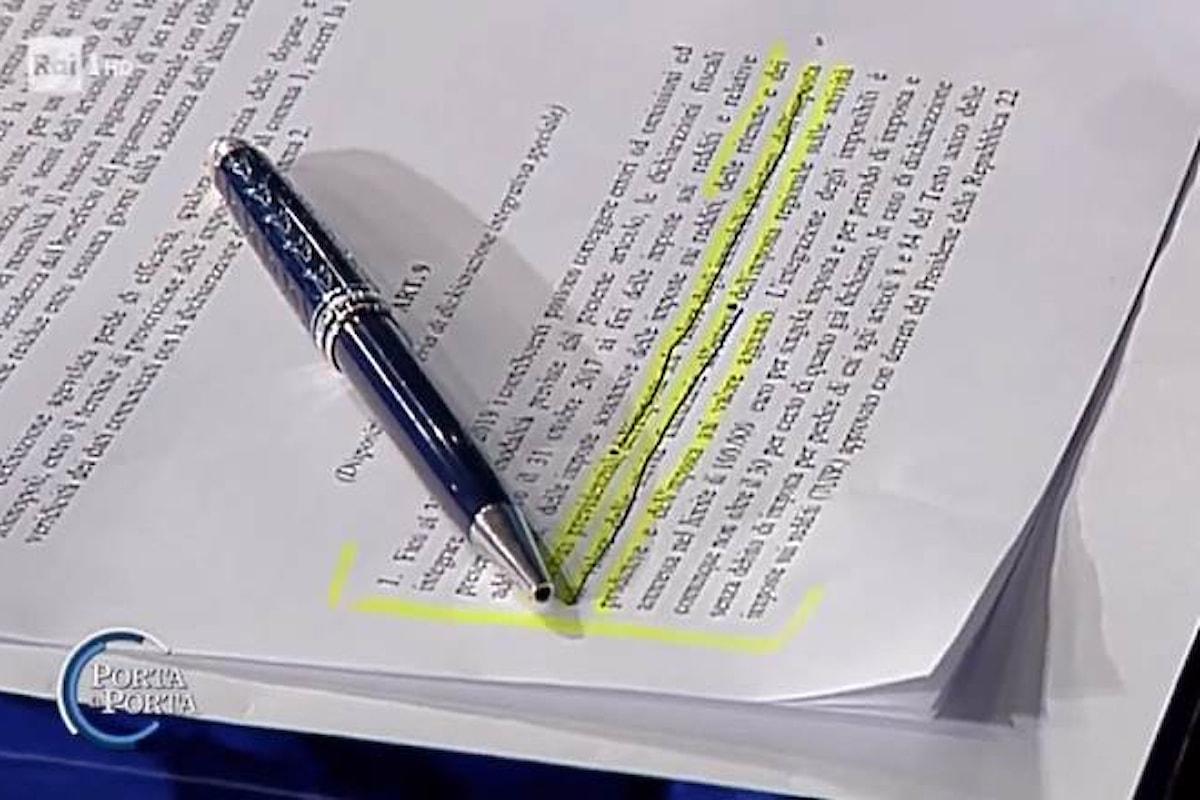 Di Maio: il testo sulla pace fiscale indicato nella manovra di bilancio non è quello concordato. Chi lo ha modificato?