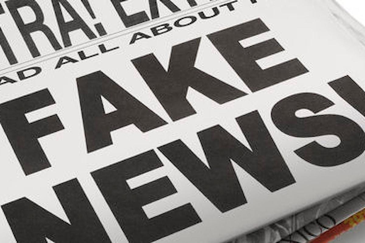 Forse i fascisti sono quelli che inventano le notizie per gettare fango sugli avversari