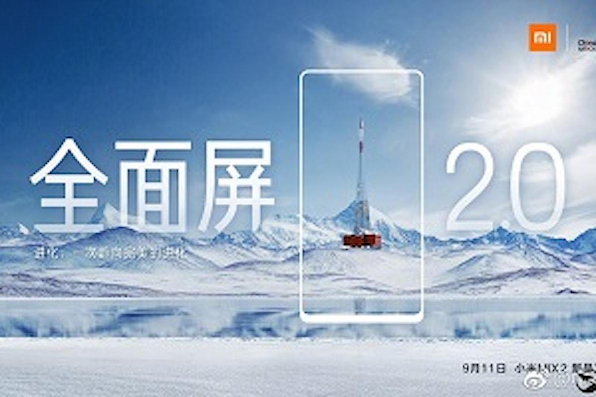 Xiaomi Mi Mix 2: Nuovo Top di Gamma in Arrivo