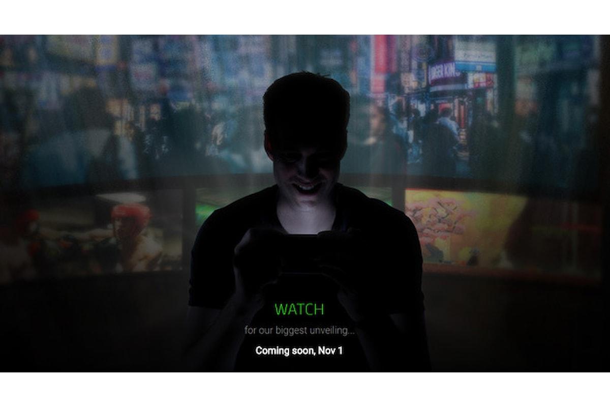 Razer Phone, lo smartphone pensato per il gaming