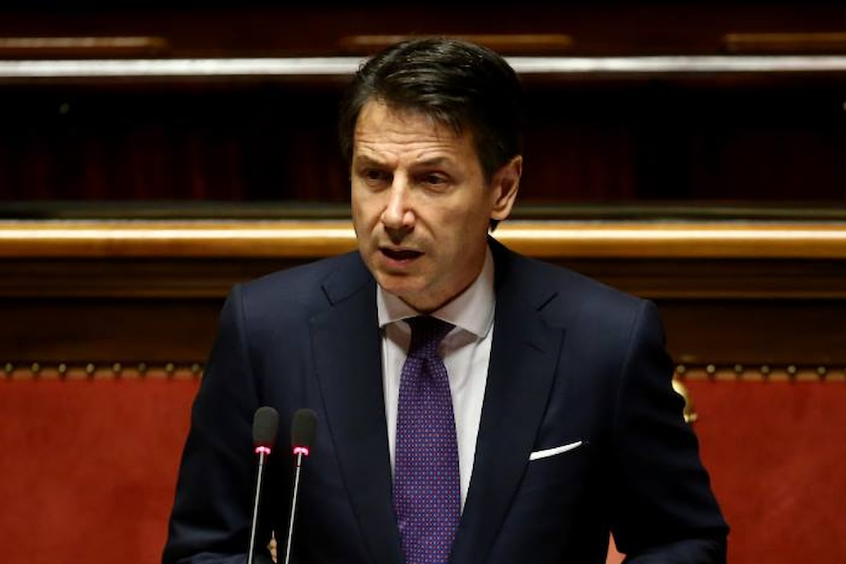 Mercoledì il premier Conte in Senato per una informativa sulla manovra che ha ottenuto il via libera dall'Europa