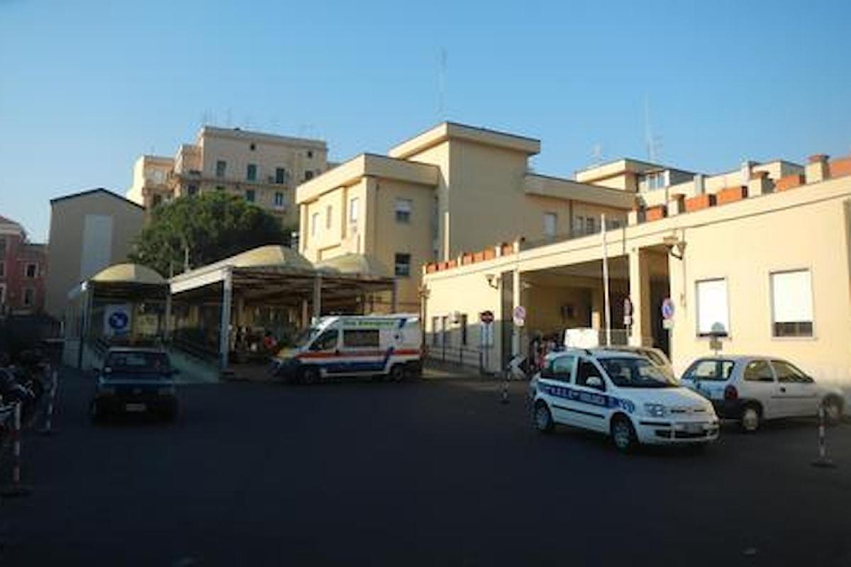 Violenza a Catania, vigilantes aggredito all'ospedale Garibaldi