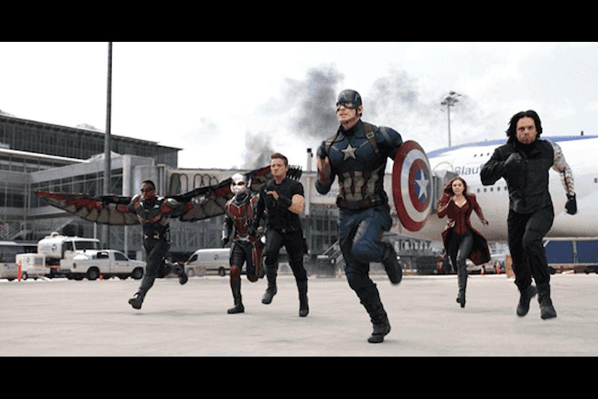 Captain America. Civil War. Conflitti in famiglia
