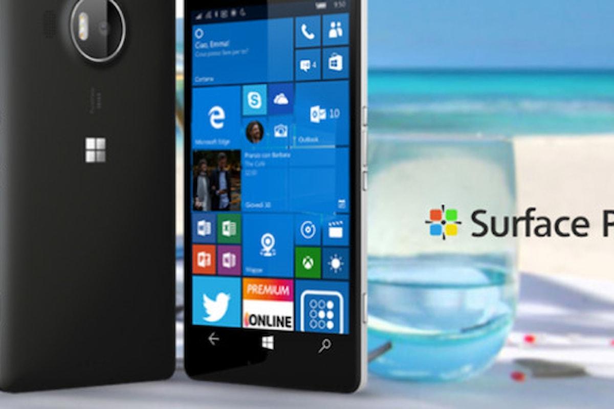 Ai Caraibi con Lumia: Compra un Lumia 950, 950 XL o 650 | Surface Phone Italia