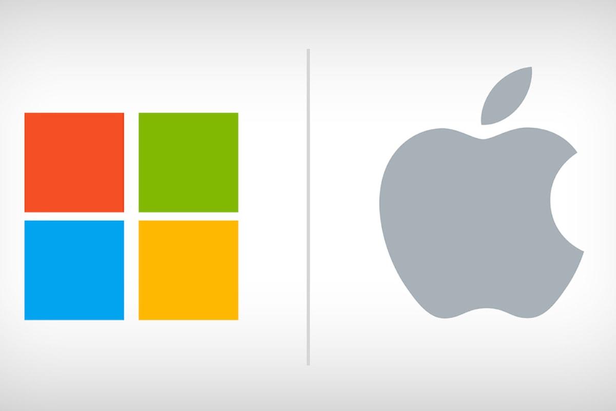 Apple copia Microsoft, di nuovo!