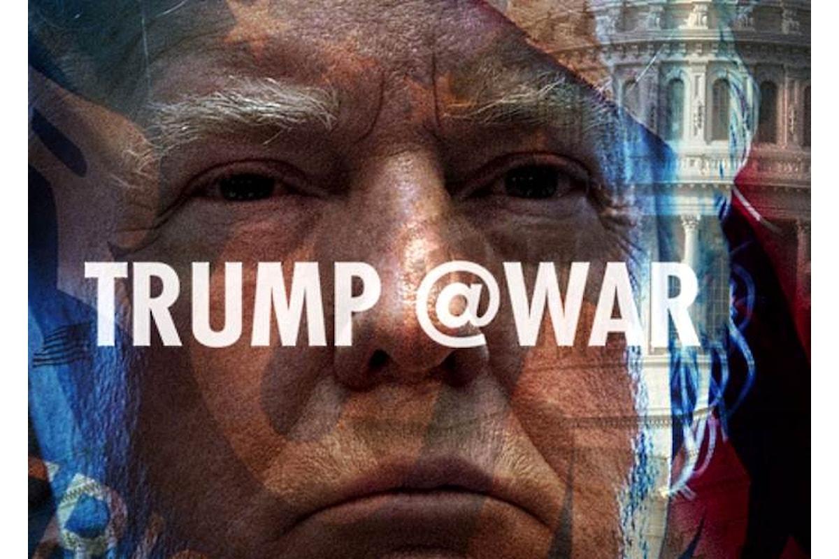 Trump @War è anche la guerra di Bannon all'Europa libera e democratica