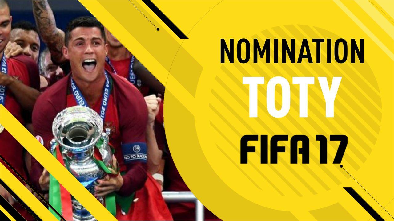 Fifa 17: domani in arrivo le nomination del TOTY, la squadra dell'anno!