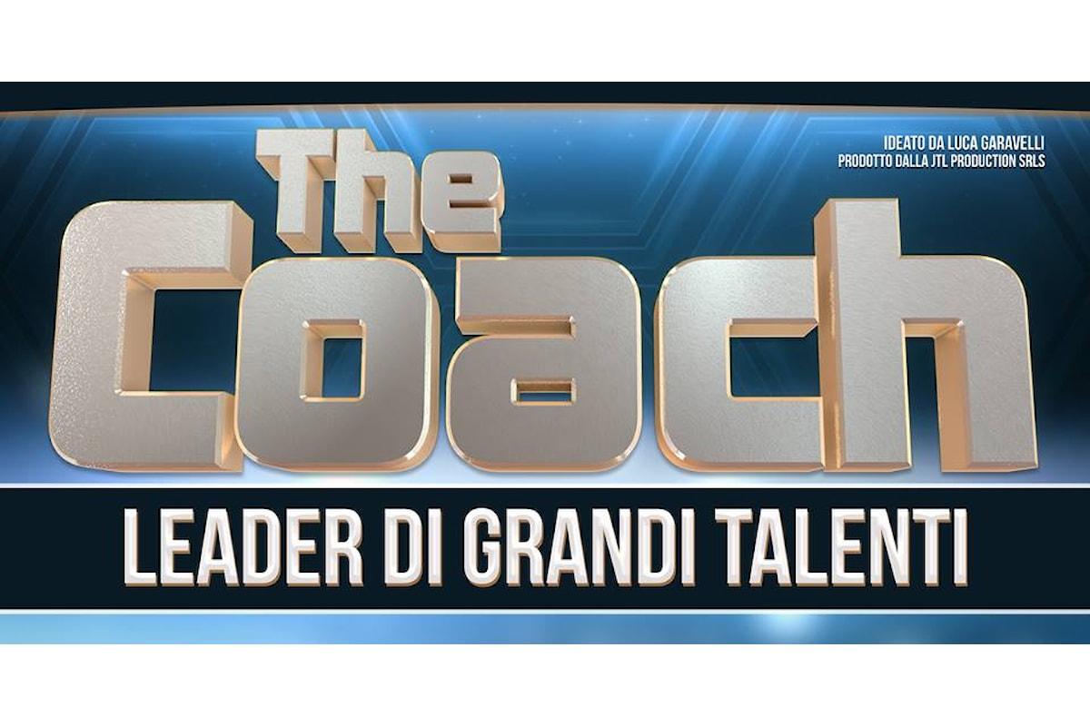 Casting di  The Coach in arrivo il format leader dei grandi talenti