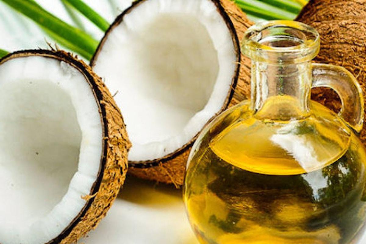 Un grasso saturo che fa bene alla salute, l'olio di cocco!