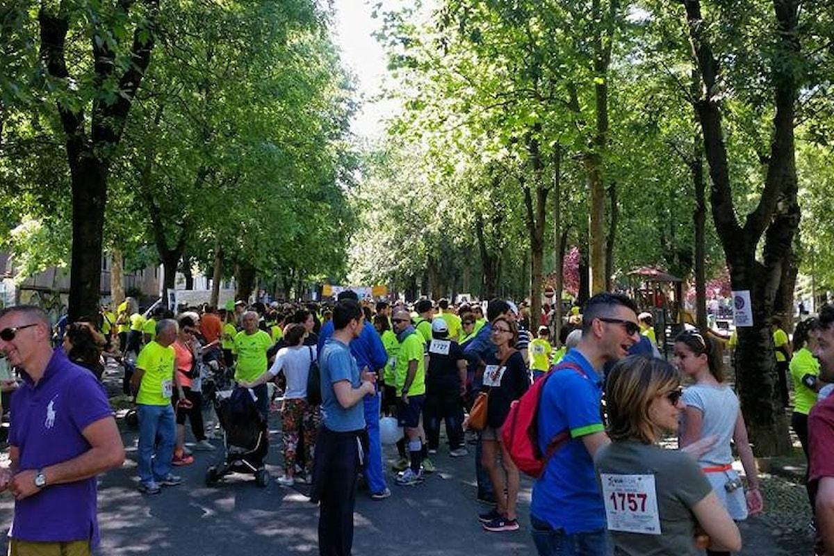 Domenica 26 marzo si corre a Legnano (Mi) la Run for Parkinson per sensibilizzare le persone sul Parkinson