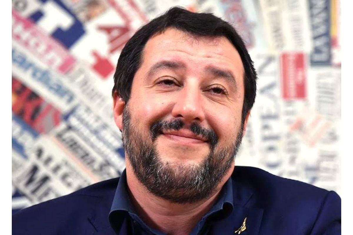 Fenomenologia di Matteo Salvini