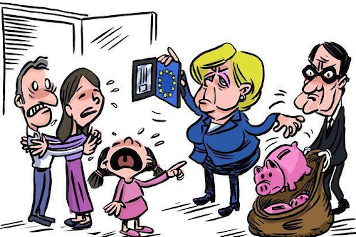 I sudditi (italiani) della Troika andranno al voto per decidere di quale morte morire