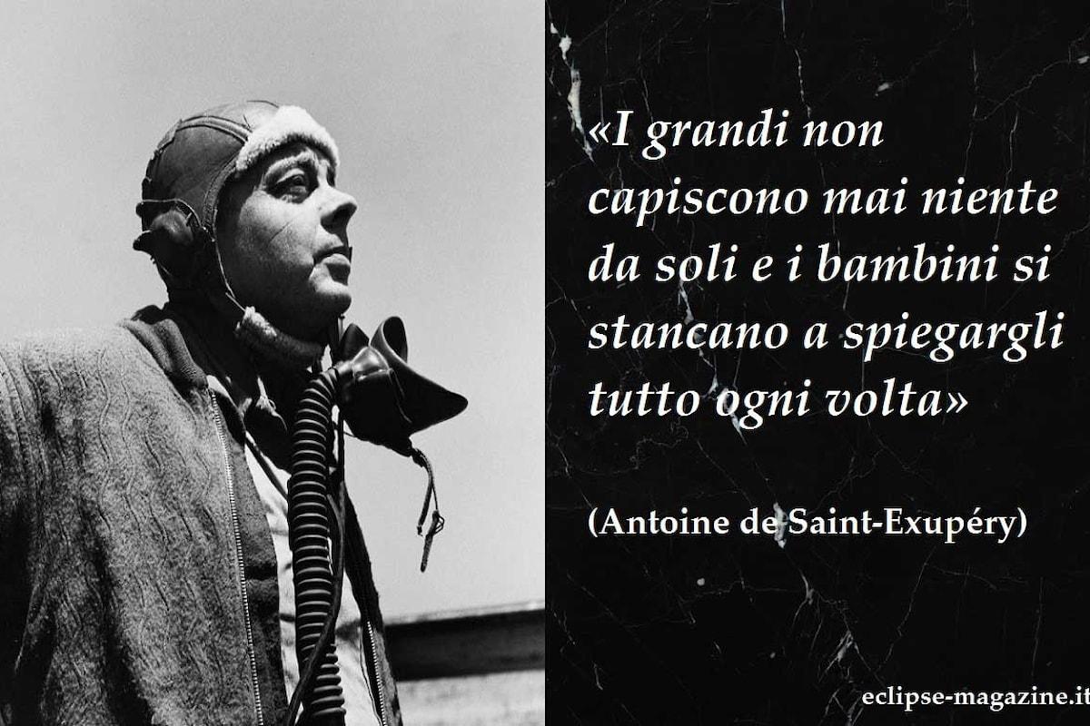 Aforisma di oggi, 20 Maggio: Antoine de Saint-Exupery