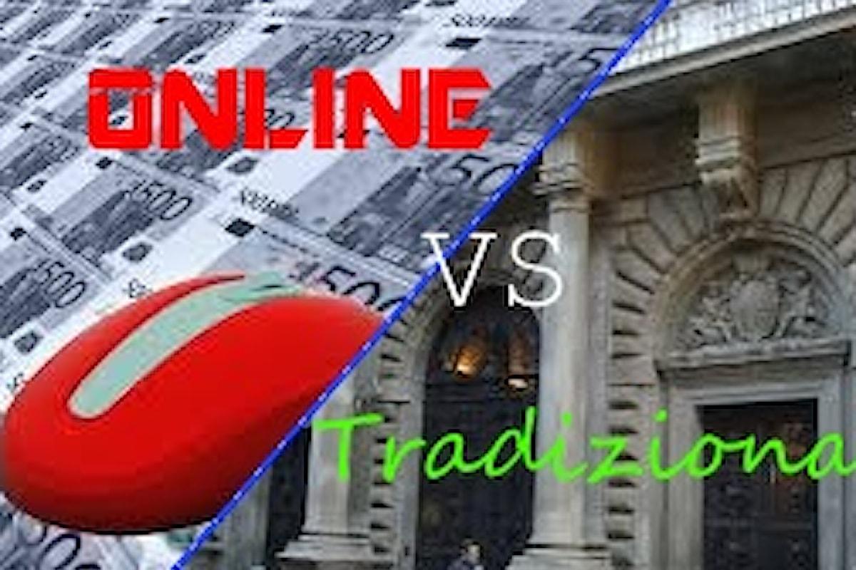 Apertura di un Conto Corrente Online: I 5 motivi che spaventano di più gli italiani