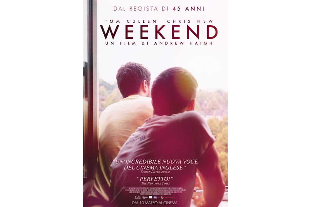 Recensione del film WEEKEND: una storia d'amore
