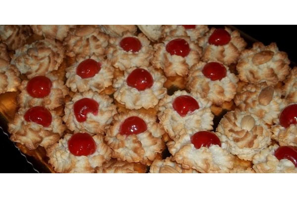 """Biscottini di mandorla: la ricetta """"facile facile""""… anche per principianti."""