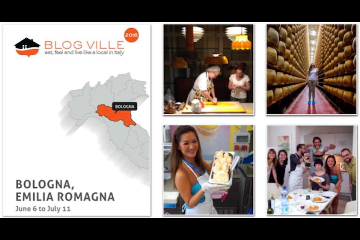 BlogVille 2016: blogger internazionali scopriranno l'Emilia Romagna