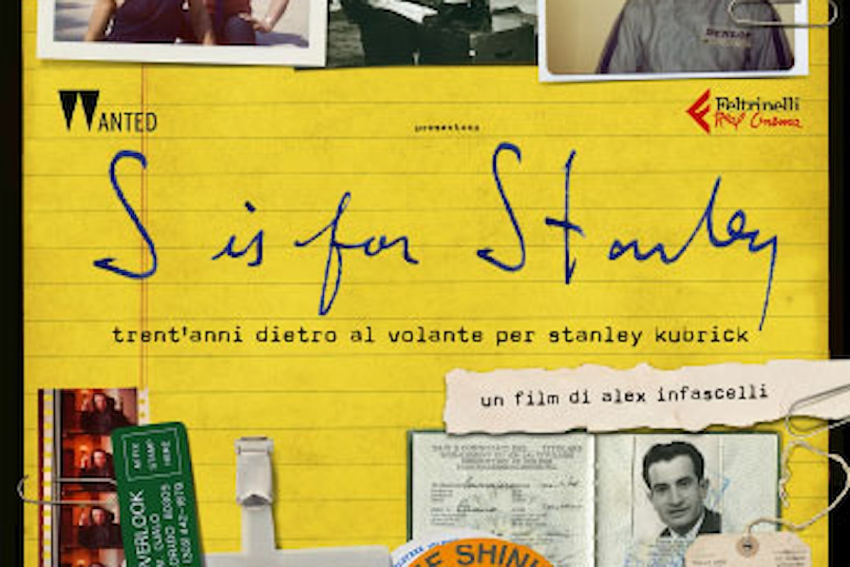 Eventi cinematografici: il film S IS FOR STANLEY