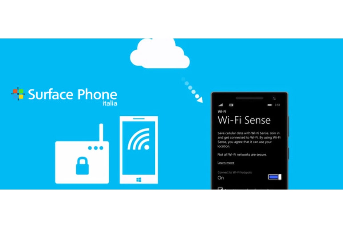 Microsoft dice addio anche a Wifi-sense | Surface Phone Italia