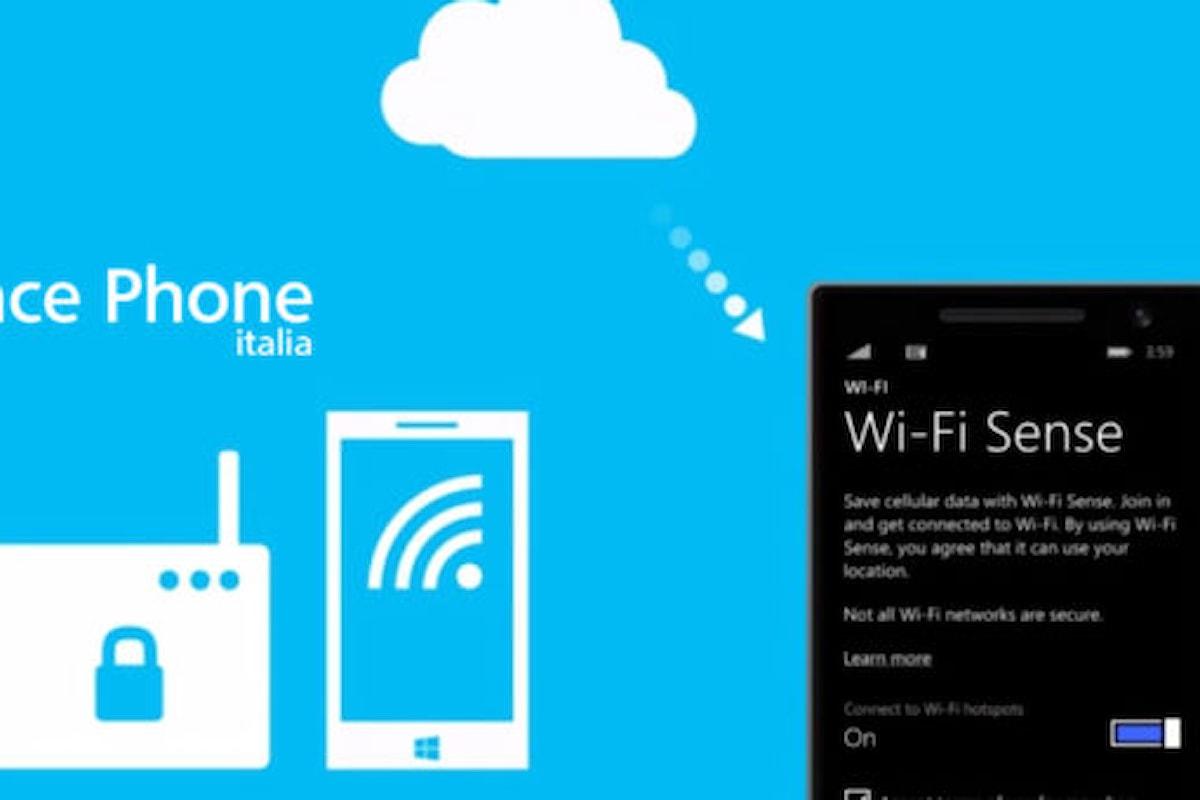 Microsoft dice addio anche a Wifi-sense   Surface Phone Italia