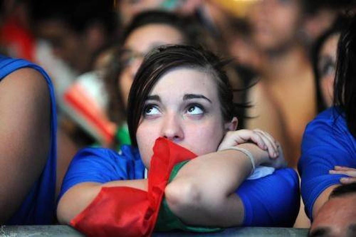 L'Italia crolla a Monaco