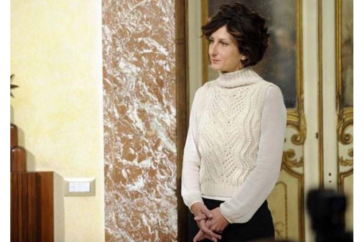 La compagna Landini e il maglione di Scervino scatenano la rabbia degli anti Renzi