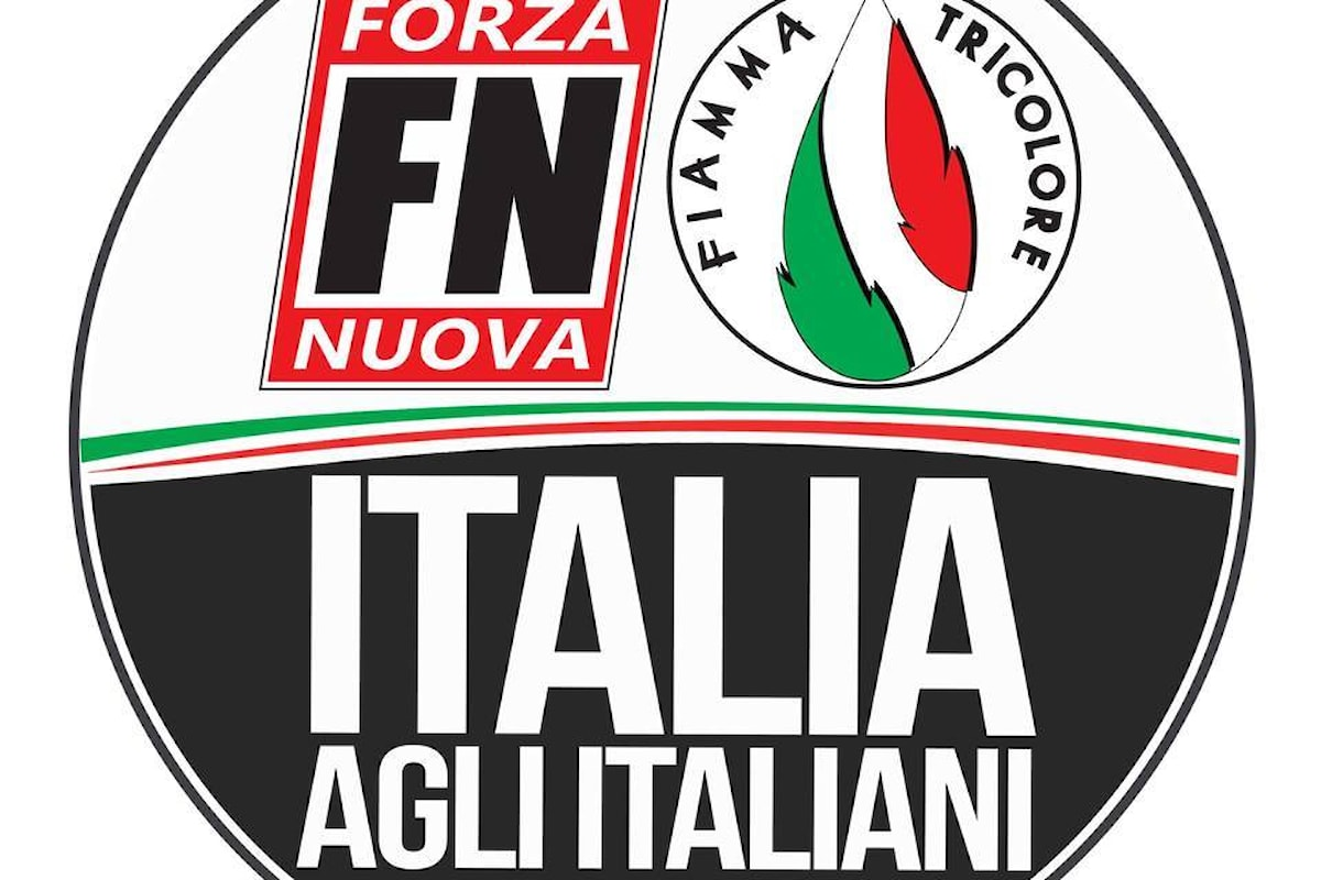 Elezioni del 4 marzo: Italia Agli Italiani, presente in tutti i collegi